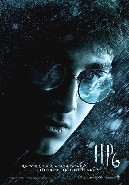 locandina Harry Potter