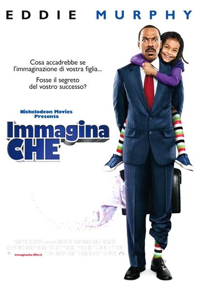 locandina Immagina che